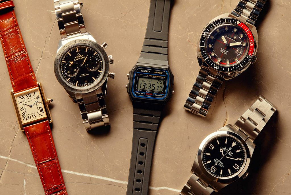 Water Resistant Watches for Men - How to Get a Watch That You Need?