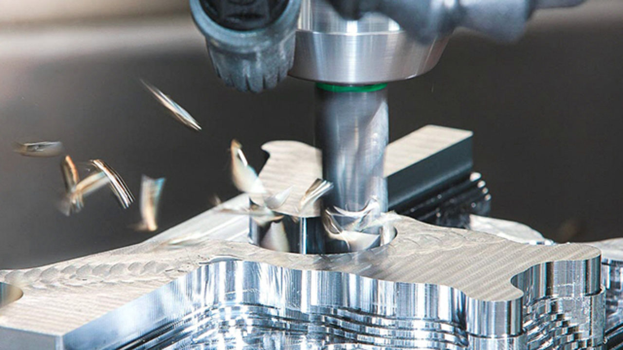 CNC Machining Application