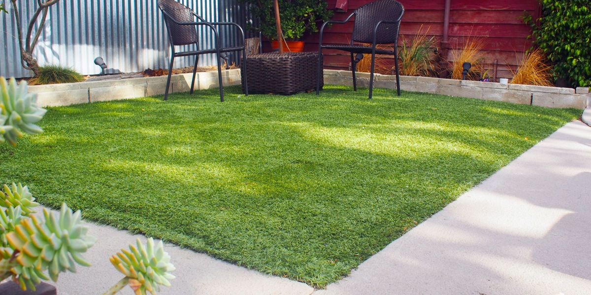 Why Pick Artificial Grass for Your Garden?